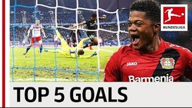 Leon Bailey − Top 5 Goals