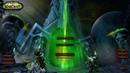 World of Warcraft Legion Логин экран