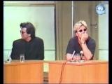 Пресс-конференция Modern Talking в Харькове 1998 год