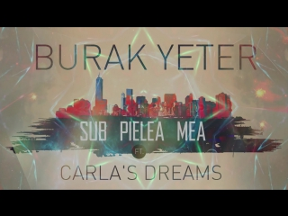 Burak Yeter - Sub Pielea Mea Ft.Carla s Dreams