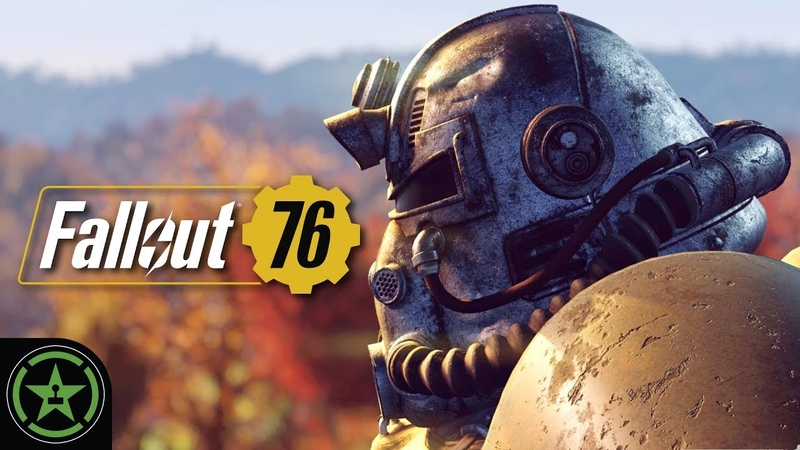 Michael's Grand Adventure - Fallout 76   Let's Play