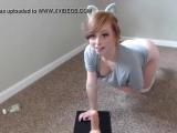 Teen Slut Riding Dildo On Webcam throat solo blowjob dildo webcam chaturbate bongacams webcam teen anal