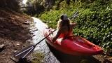 Urban Kayaking with Torch Paddles DEVINSUPERTRAMP