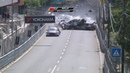 Большая авария на гонке WTCR. Португалия svk/CINELUX