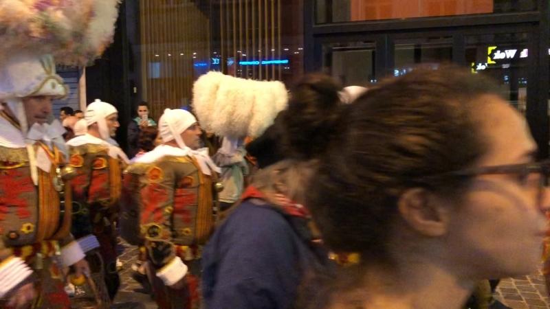 Карнавал в Брюсселе