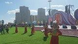 День единства народа, Астана, 01.05.2018, Омский хор, Попурри (русская и белорусская песни)