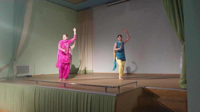 Пенджабский танец смотреть онлайн без регистрации