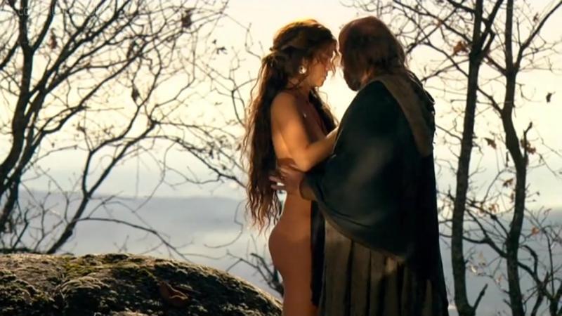 Хуана Акоста (Juana Acosta) голая в сериале Римская Испания, легенда (Hispania, la leyenda, 2011) s02e02