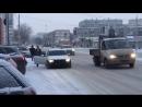 Беспредел на дорогах Челябинска