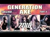 Generation Axe Concert Part 4 ~ Steve Vai, Zakk Wylde, Malmsteen, Bettencourt