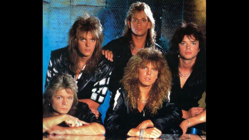 Europe - The Final Countdown. 1986 (Die ZDF-Kultnacht. Hits Der 80er)[1080p].