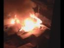 Пожар в частнике на Карла Либкнехта