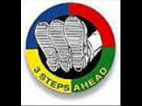 3 Steps Ahead - Gabbers Unite