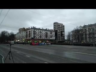 Стрим 59.RU: Генеральная репетиция парада в центре Перми