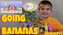 Going Bananas with Bananas Mystery Bunch - Scented Animal Figures Unboxing Toy Review ok4kidstv 223