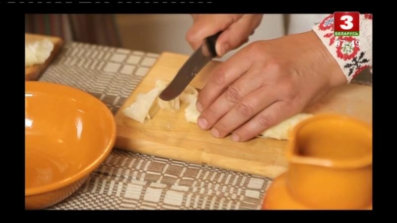 49 Беларуская кухня Локшины