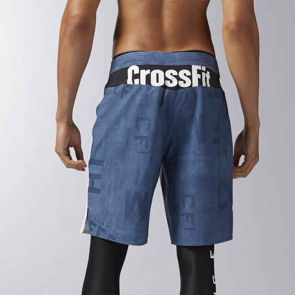 Шорты Reebok CrossFit Super Nasty Strength Built With Kevlar®