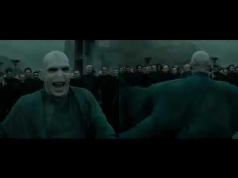 Волдеморт странным смехом: ремикс версия!