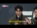 161227 Sing A Song Season KNK pt.01 @ Show Champion Behind with KNK