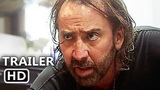 BETWEEN WORLDS Official Trailer (2018) Nicolas Cage, Thriller Movie HD