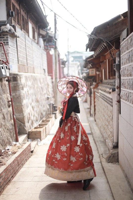 Катя Чебрякова   Seoul