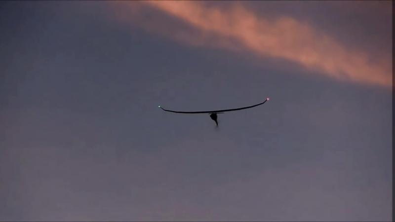 БПЛА Vanilla Aircraft VA001. Пять дней в полёте