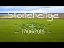 Crop Circle Stonehenge Reported 17 06 2018