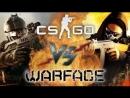 CS:GO VS WARFACE MORIS RAP BATTLE