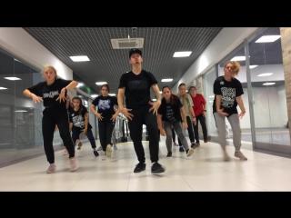 E-dance Studio в ТЦ Квадрат. Запишись в группу КРАМП