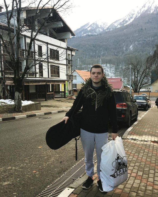 Алексей Рябенков | Москва
