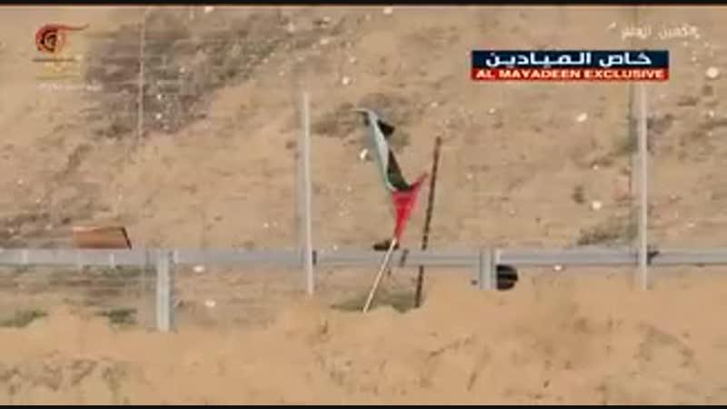Это просто жесть 😱 Солдаты Израиля подорвались от флага Палестина 🇵🇸 Сирия САА Россия США Израиль