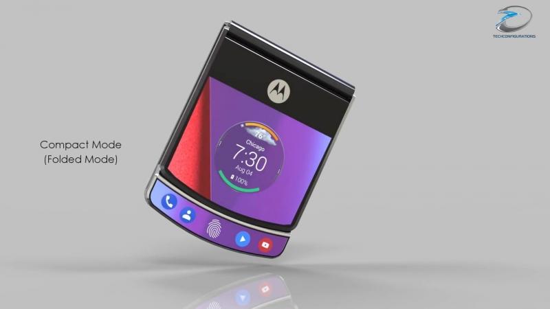 Motorola RAZR V4 Introduction, the Foldable Smartphone is here,The Legend Reborn!! ( 1080 X 1920 ).mp4