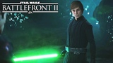 STAR WARS BATTLEFRONT II - ИГРАЕМ ЗА ЛЮКА СКАЙУОКЕРА