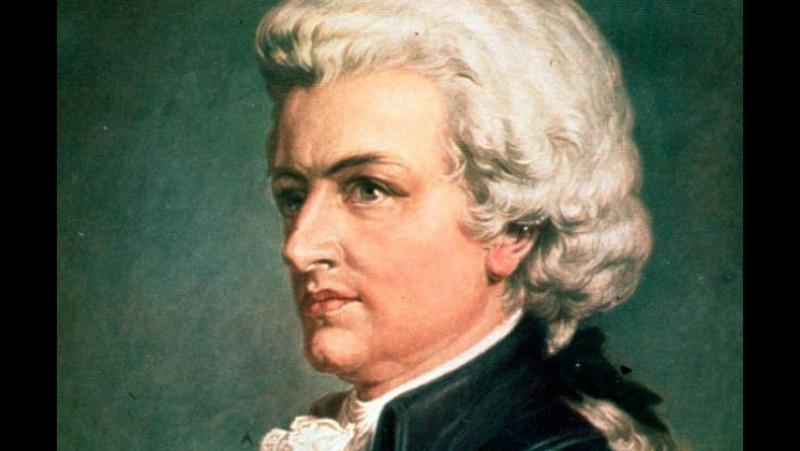 Классическая музыка для детей. В.А. Моцарт (Mozarts music for children)