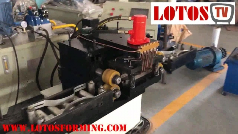 Roll forming production system for rolling shutter