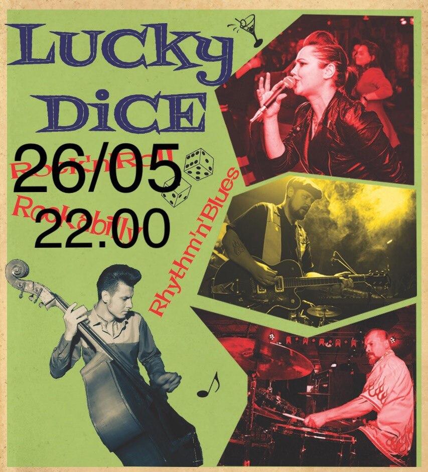 26.05 Lucky Dice в клубе Баба Люба