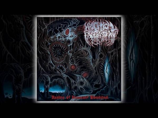 Necroptic Engorgement - Realms of Incessant Bloodshed (Full EP) (2016)