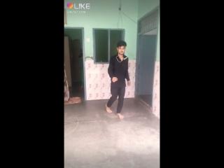 dance of step