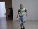 Архив т\о СТЭМ 2009.Тренировка по брейк дансу .-Арсений