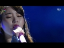 [PERF] 171225 @ IU - Through the Night at SBS Gayo Daejun LIVE by IBT IU