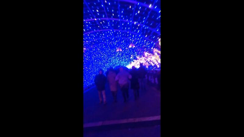 Набережка, Астана) декабрь 2015 г