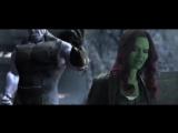 Вырезанная сцена фильма «Мстители: Война Бесконечности»