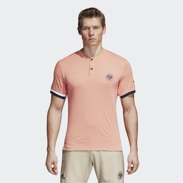 Футболка для тенниса Roland Garros Climachill