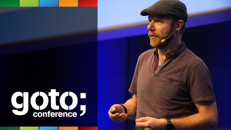 GOTO 2017 • Beyond Developer • Dan North