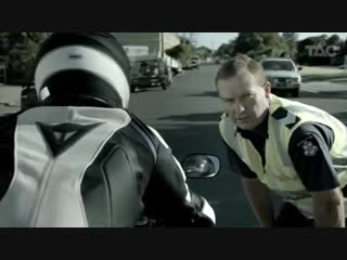Spot reconstruccion accidente motocicleta - tac
