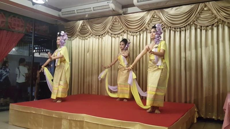 Thai classical dance _ Múa Truyền Thống Thái Lan