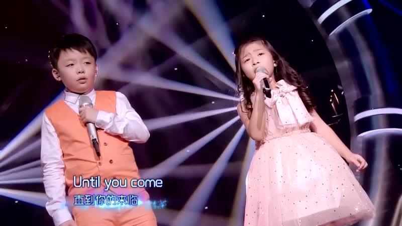 Jeffrey Li ft Celine Tam 《you raise me up》