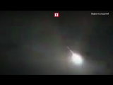 Метеорит упал в Китае