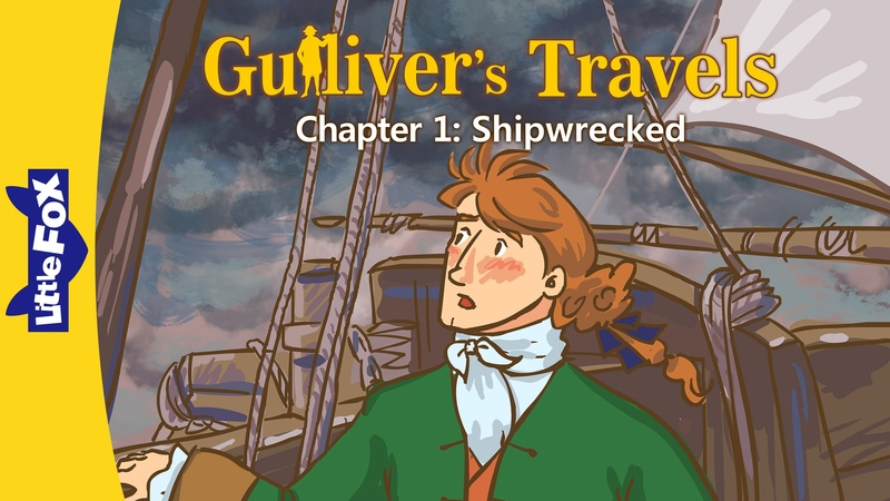 Gulliver's Travels 1: Shipwrecked | Level 5 | By Little Fox