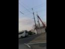 Севастополь Сносят колбасный ларёк на Проспект Победе